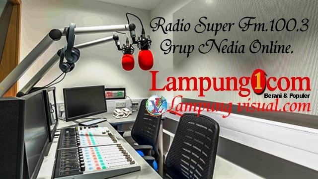 Radio Super FM Siaran Percobaan Senggel-Senggol Fans