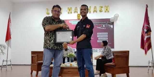 SMSI Merangkul Pers Mahasiswa Se-Indonesia