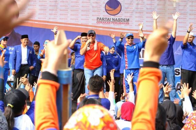 Lampung Aman Dan Sehat Melalui Senam Ronda