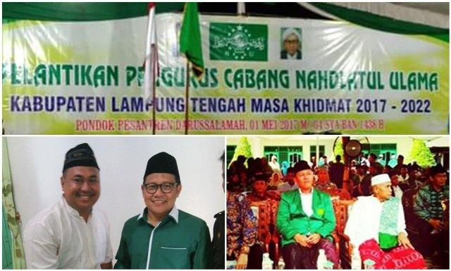 Muhaimin Iskandar Sapa warga Lampung Tengah