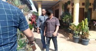 Info Sementara, Camat Bekri Membenarkan Ada Oknum Kakamnya Diamankan Polisi.