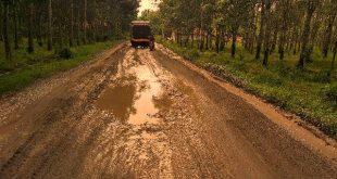 Warga Minta Perbaikan Jalan Dan Drainase