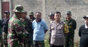 Koramil 04/Jebres dan Warga Jatirejo Mojosongo Kerja Bakti Wujudkan Wilayah Yang Berseri
