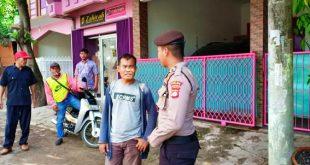 Begini Cara Ditsamapta Polda Banten Laksanakan Patroli R4