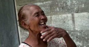 Ramahnya DIrehab, Senyum Mbah Saki Melebar