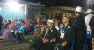 Pengajian Dzikir dan Sholawat Di Wilayah Binaannya Babinsa Aktif Ikut Hadiri