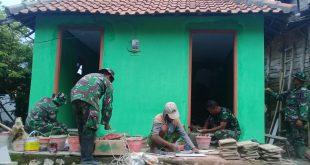 Rehab 3 Mushola, TNI Berharap Kegiatan Keagamaan Warga Meningkat