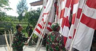 TNI Jelaskan Panjang Lebar Soal TMMD ke Murid-Murid SD