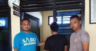 EA Pulang Kampung Ke Sumatera Barat, Pasal 378 Membawa Ia Kembali Ke Lamteng