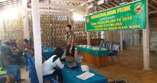 Warga Desa Sasaran TMMD Diminta Waspada Bahaya Narkoba