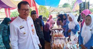 Desa Karang Sari Menjadi Wakil Lomba Desa Tingkat Kabupaten