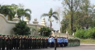 Peringati HUT Korem Ke-53, Kodim 0735/Surakarta Ikuti Ziarah Rombongan