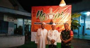 Pengajian NGOPI di Wilayah binaannya Sarana Babinsa Lebih Dekat dengan Warga