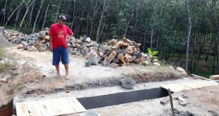 DD Tiyuh Kartasari  Prioritaskan Pembangunan Infrastruktur