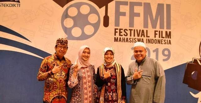 Dukung Film Pendek untuk Edukasi, Nunik : Terima Kasih Darmajaya