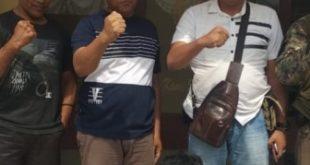 DPO Curat Di Gelandang Unit Reskrim Polsek Padang Ratu