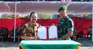KBD Tahap III Kodim Surakarta Resmi Ditutup, Sasaran Tercapai 100 Persen
