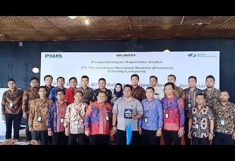 PNM Edukasi Nasabah Mengenai Program Jaminan Sosial Ketenagakerjaan