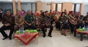 Kasdim 0735 Surakarta, Hadiri Kegiatan Sonjo Wargo Walikota Surakarta