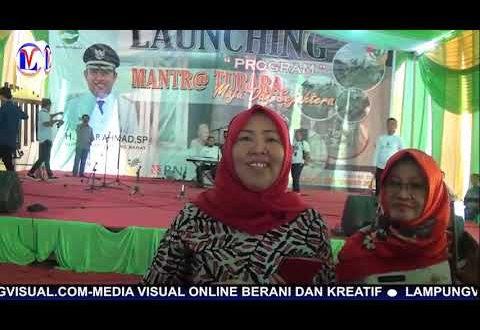 Video: Kasubbid Bantuan Stimulan Kementerian Sosial R I Merespon Program Mantra Tubaba