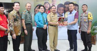 Pemerintah Daerah  Kabupaten  Pati mengucapkan banyak terima kasih Atas Terselenggaranya Operasi Bibir Sumbing