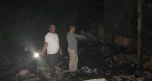 Bersama RPM Metal Lampung Menyambangi Rumah Warga Kebakaran