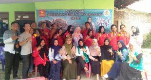 KSK Lampung dan SPD Adakan Pengobatan Gratis