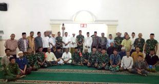 Safari Subuh Gencar Dilaksanakan oleh Kodim 0735 Surakarta