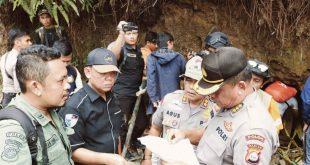 Tambang Ilegal Lebak, Satgas Peti Polda Banten Temukan Dugaan Penggunaan Zat Kimia Sianida