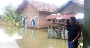 29 Rumah di Lampura Terendam Banjir