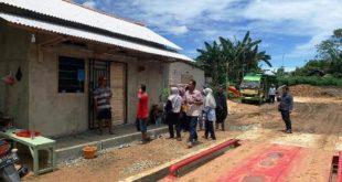 Puluhan Warga Kampung Sulusuban Tolak Berdirinya Lapak Singkong