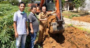 Pemerintah Desa Negeri Ujung Karang Melaksanakan Pembangunan Melalui DD Tahap Pertama