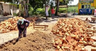 Pemerintah Desa Karang Mulya Manfaatkan DD Untuk Kepentingan Masyarakat