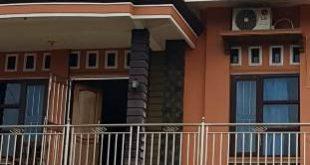 Rumah Warga Dorowati Lampura disambar Petir