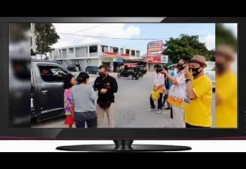 Ike Zam Banjir Dukungan Masyarakat Tapis Berseri